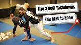 3 NoGi Takedowns You Need to Know With Olympic Silver Medalist Travis Stevens