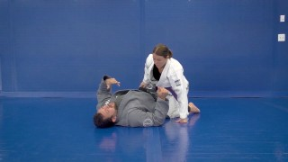 Addressing Hip Switch in Half Guard by Tom DeBlass