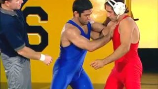 Advanced Wrestling With Dan Gable: Standing Technique