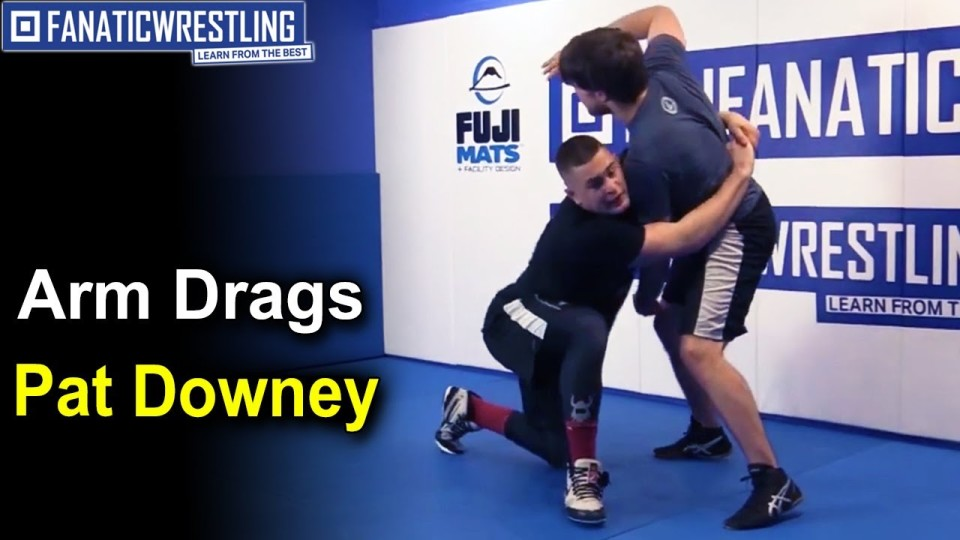 Arm Drags – Wrestling Moves by Pat Downey