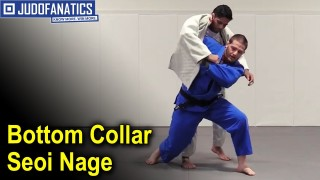 Bottom Collar Seoi Nage by Travis Stevens