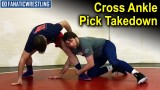 Cross Ankle Pick Takedown With Bryan Pearsall
