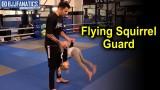Flying Squirrel Guard for BJJ Kids by Joel Bouhey