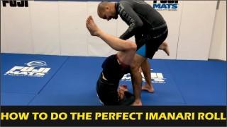How To Do The Perfect Imanari Roll by Masakazu Imanari