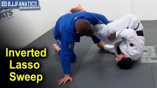 Inverted Lasso Sweep by Jonnatas Gracie