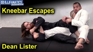 Kneebar Escapes by Dean Lister