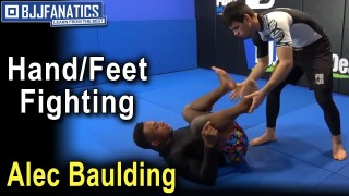 No Gi Guard Retention: Hand/Foot Fighting Technique by Alec Baulding