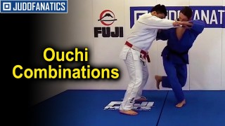 Ouchi Gari (Inside Trip) Combinations by Shintaro Higashi