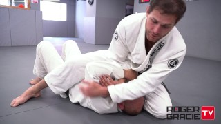 Roger Gracie on Finishing More Armlocks With Proper Weight Distribution