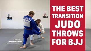 Secret Judo Skills For BJJ Situations – Travis Stevens