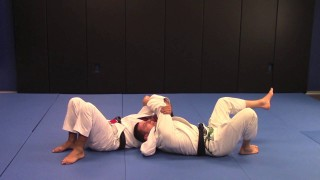 Sit Up Guard Loopchoke by Dan Gazoni