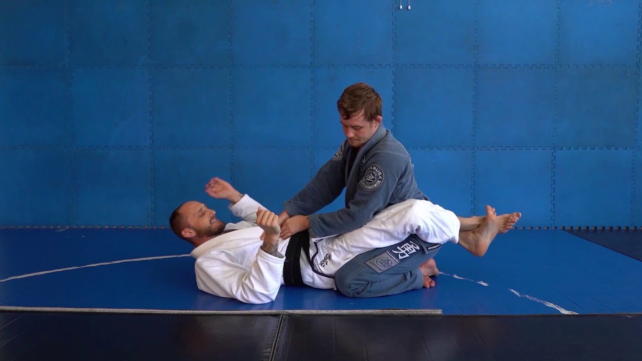 Super Sneaky: Machine Gun Armbar