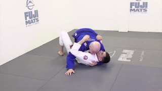 The Fundamental Starting Position For Passing Half Guard by John Danaher