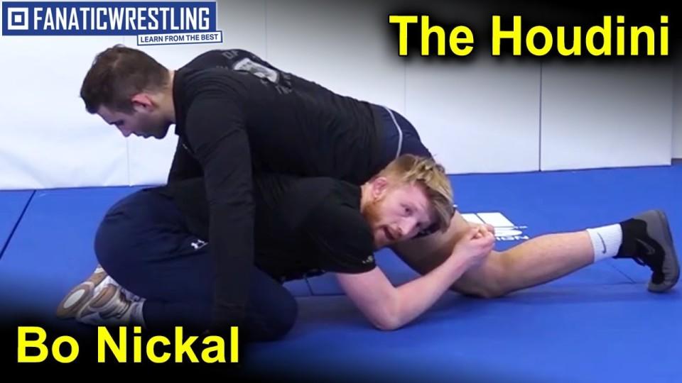 The Houdini Wrestling Move by Bo Nickal