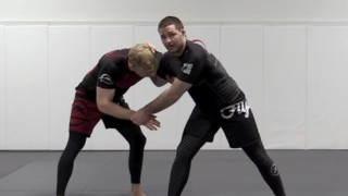 Judo Style No Gi Takedown by Travis Stevens