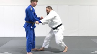 The Best Sneaky Takedown For BJJ by Travis Stevens