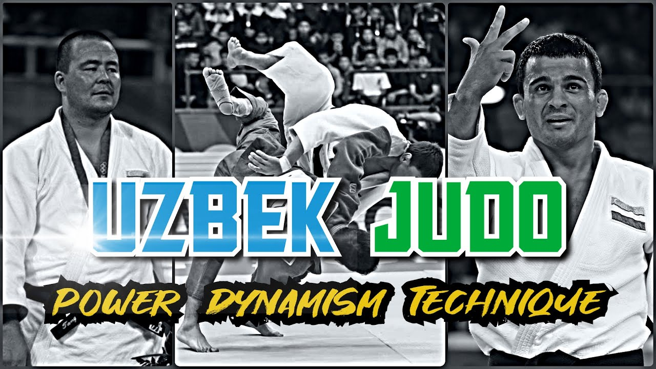 Uzbek Judo – Marvelous throws and grappling techniques (Дзюдо Узбекистана)