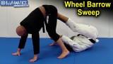 Wheel Barrow Sweep From Single Leg X by Dom Bell
