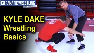 Wrestling Basics by Kyle Dake – Wrestling Stance