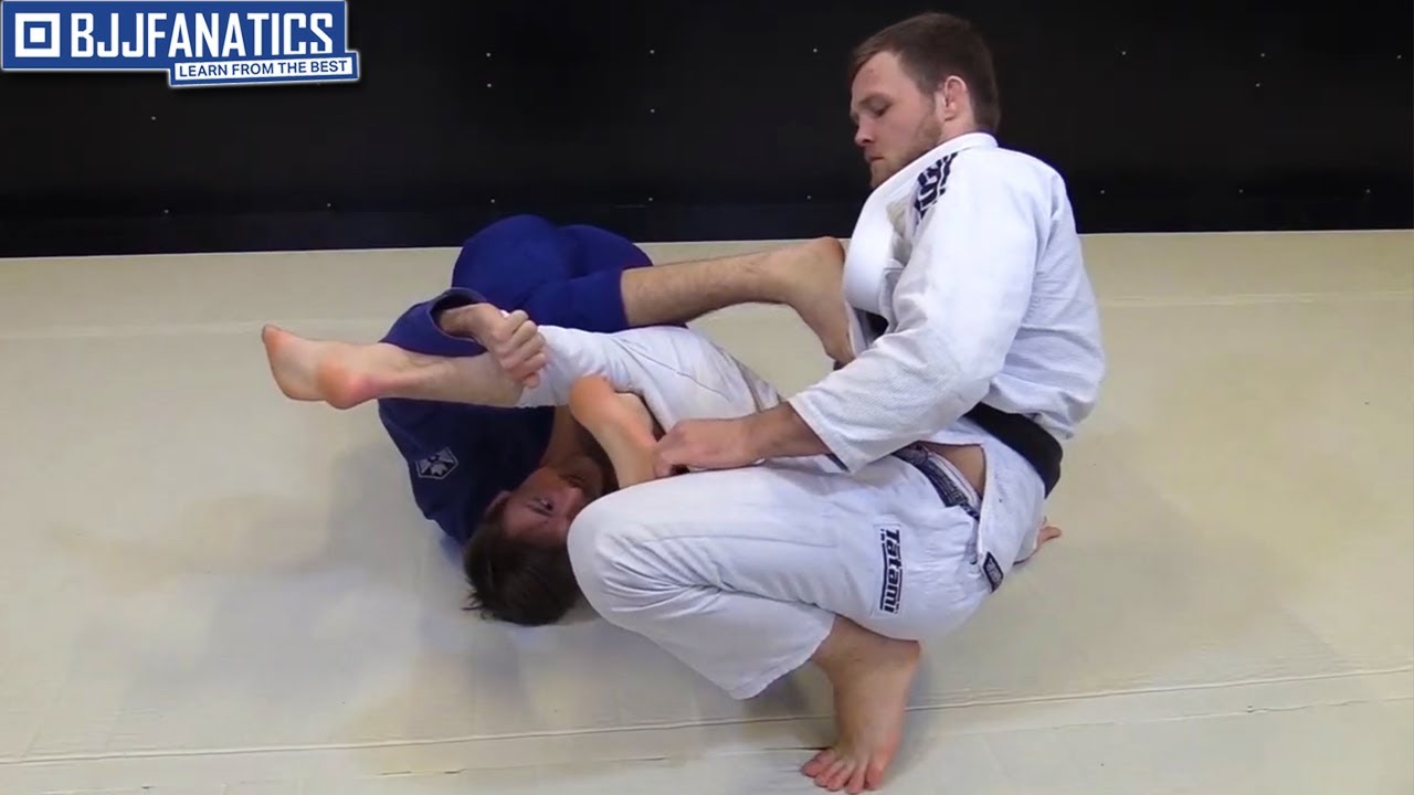 X Guard Pass Defense to Matrix Back Take by Tommy Langaker and Espen Mathiesen