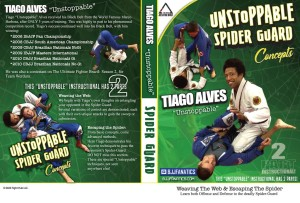 Thiago Alves Spider Guard  CASE DESIGN-RASTOR PDF- DVD