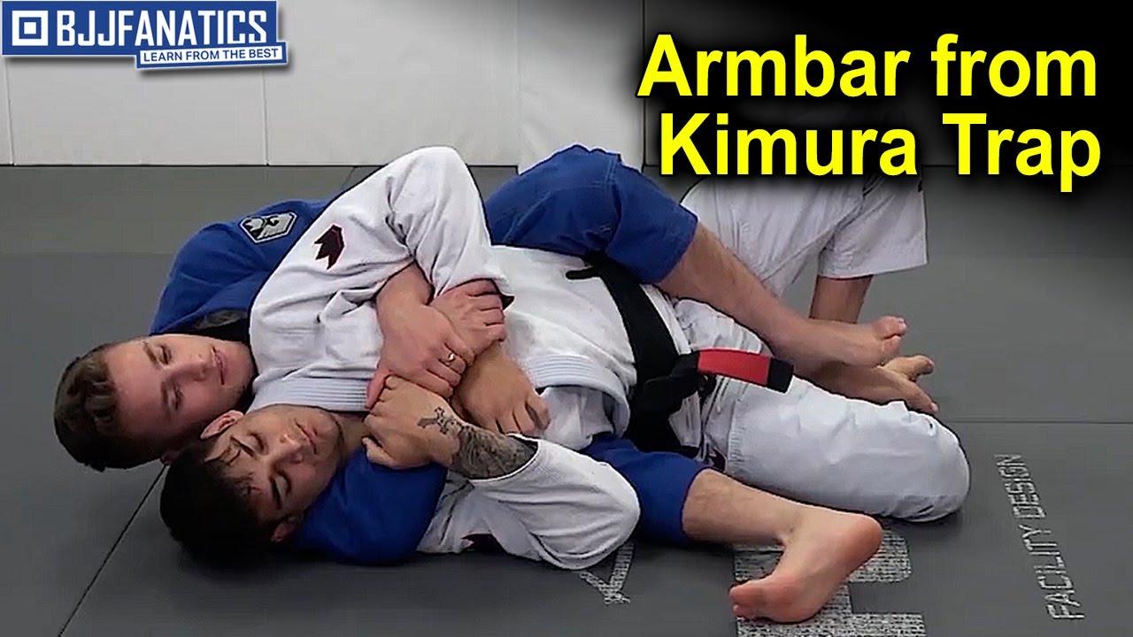 Armbar from Kimura Trap by Matheus Gonzaga