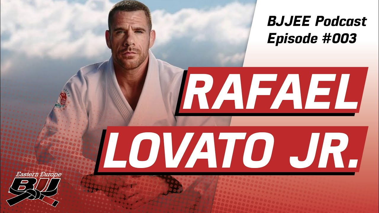 Be Focused And Goal-Oriented In Jiu Jitsu Training – Rafael Lovato Jr.