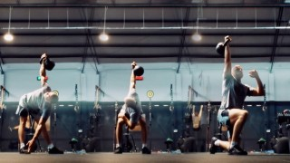 Best 3 Kettlebell Exercises For STRENGTH