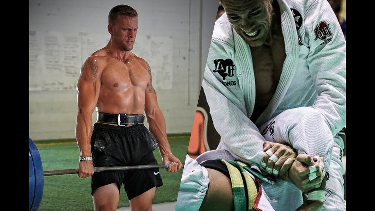 Best Strength Training Exercises For BJJ- Phil Daru