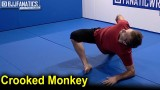 BJJ Stretch: Crooked Monkey by Josh Stockman