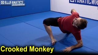 BJJ Stretch: Crooked Monkey by Josh Stockman