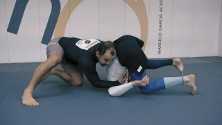 Breaking the Closed and Inverted Guard- Marcelo Garcia