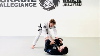 Clark Gracie's Guard Passing Drills Standing