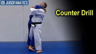 Counter Throw Drill by Matt D'Aquino