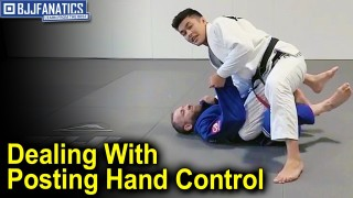 Dealing With Posting Hand Defense When Going For A Knee Cut Pass