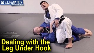 Dealing with the Leg Under Hook by Josh McKinney