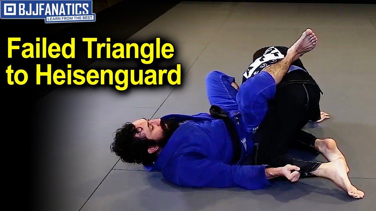 Failed Triangle to Heisenguard from Malachy Friedman