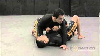 Guillotine Side Mount Butterfly- Marcelo Garcia
