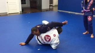 Half Octopus sweep and back take- Felipe Cavalcante