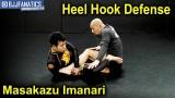 Heel Hook Defense by Masakazu Imanari
