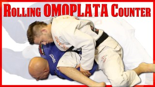 How to Finish the Omoplata When Your Opponent Rolls Out of It