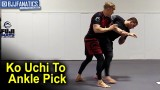 Ko Uchi To Ankle Pick from Travis Stevens