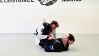Pressure Guard Passing Drill- Clark Gracie