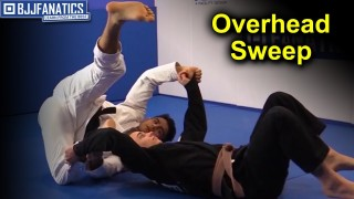 Spider Guard Overhead Sweep- Johnny Tama