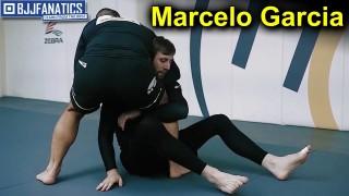 Split Step, Shove Back, & Snap Down Set Up by Marcelo Garcia