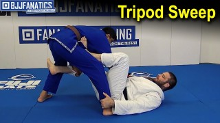 Tripod Sweep by Travis Stevens