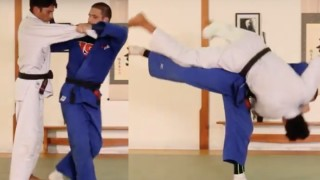 Top 5 Variations Of Uchimata – Travis Stevens