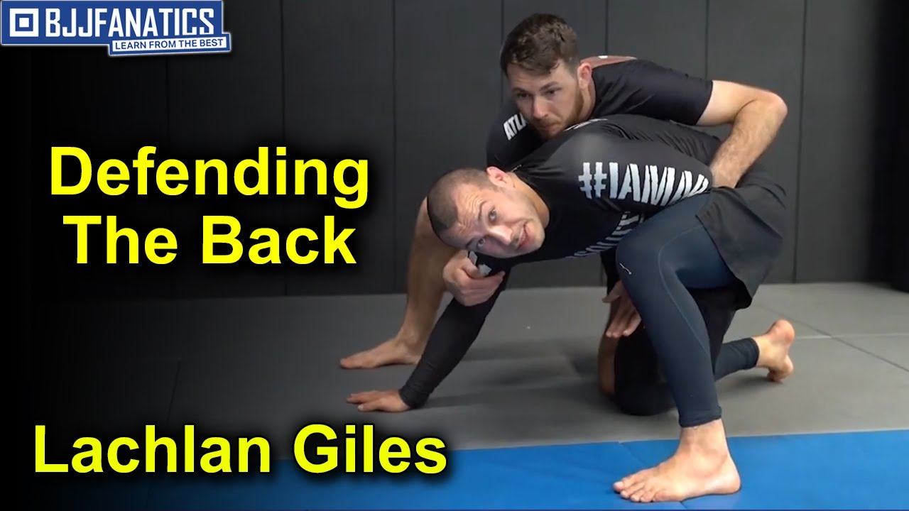 Defending The Back by Using the Early Turtle Defense by Lachlan Giles