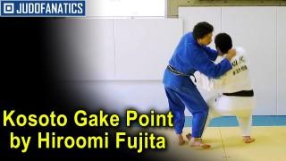 Kosoto Gake One More Point by Hiroomi Fujita