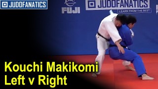 Kouchi Makikomi Left v Right by Jeon Ki Young